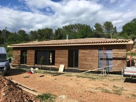 MENUISERIE MATZ FRÈRES - LE MUY - CONSTRUCTION MAISON OSSATURE BOIS