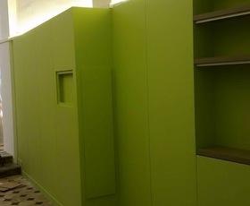 MENUISERIE MATZ FRERES - LE MUY - BUREAUX & MAGASINS MUSEE -